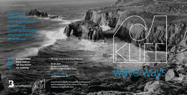CD-Release: Wave Ways